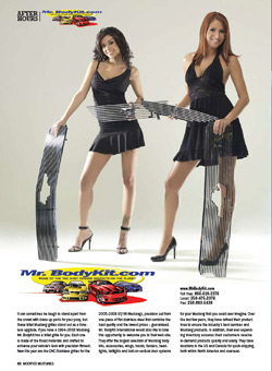 Mr Bodykit Current Magazine Ads Mrbodykit Com The Most