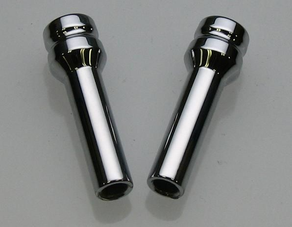 05-09 Mustang Billet Door Lock Pins - Satin