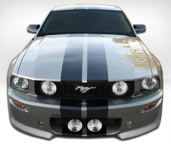 05-09 Mustang ELEANOR Gen 1 - (9PC) - Body kit (Front + Rear + Sides + Up/Low Scoops & Wing) - Urethane FREE SHIPPING