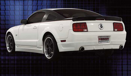 05-09 Mustang RAZZI COLT - 4pc - Body kit for GT (Front + Rear + Sides) ABS AERO-FLEX