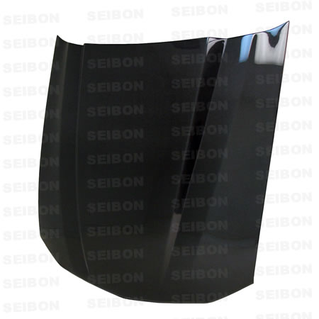 05-09 Mustang TYPE CL COWL Hood (Fits all models) CARBON FIBER