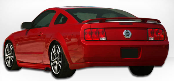 05-09 Mustang ELEANOR Gen 1 - Rear Exhaust Delete Full Bumper - (Urethane)