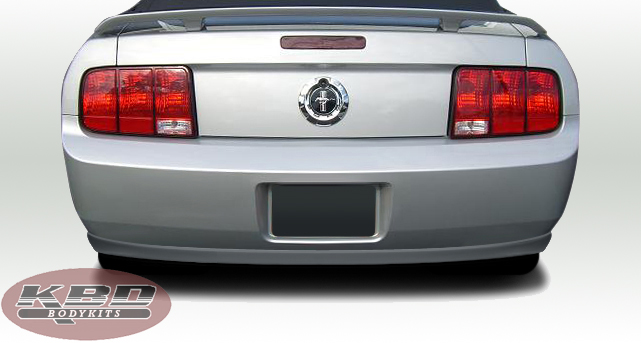 05-09 Mustang ELEANOR Gen 1 - Rear Exhaust Delete Full Bumper - (Urethane) FREE SHIPPING