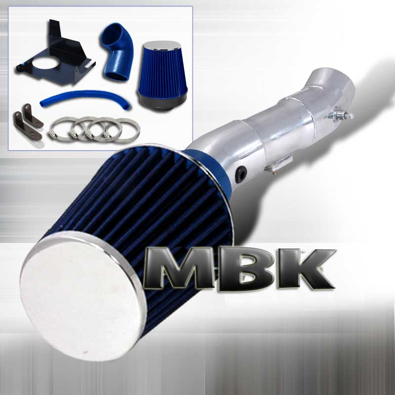 05-09 Mustang 4.6L GT - MBK POLISHED Intake Kit
