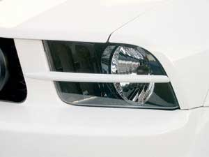 05-09 Headlight Splitters Version 1- Pair (Paint Options)