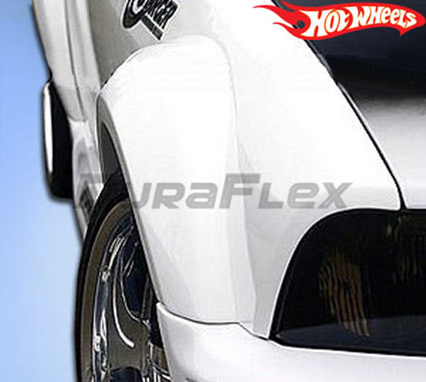 05-09 Mustang HOT WHEELS - 9PC - Body kit with Wing - (FIBERGLASS)