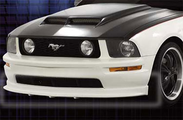 05-09 Mustang RAZZI COLT - GT Add-on Front Valance - (ABS AERO-FLEX)