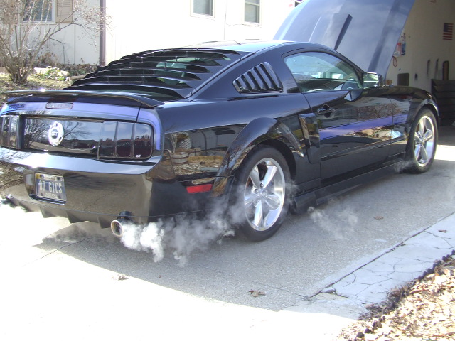 05-09 Mustang RAZZI GT - FULL - Body kit (Front + Rear + Sides) ABS AERO-FLEX (Paint Options)