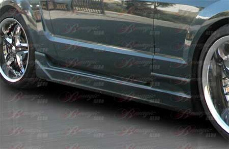 05-09 Mustang STALLION 2 - (4PC) - Body kit (Front + Rear + Sides) - Fiberglass