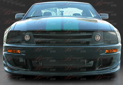 05-09 Mustang STALLION 3 - (4PC) - Body kit (Front + Rear + Sides) - Fiberglass