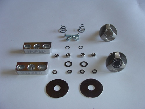 Twist Lock Hood Pin Kit # 2 (Recessed Hoods only)