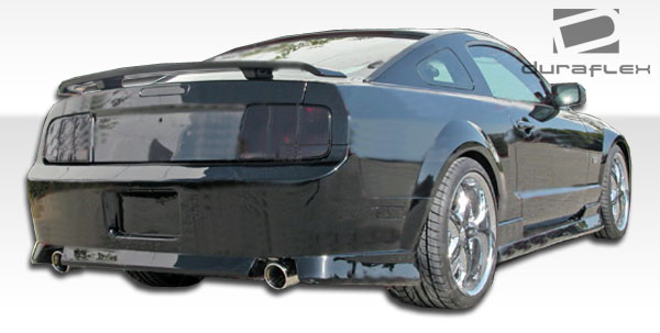 2005-2009 Ford Mustang Duraflex Stallion Body Kit - 5 Piece fits GT/V6 Includes upper Grille