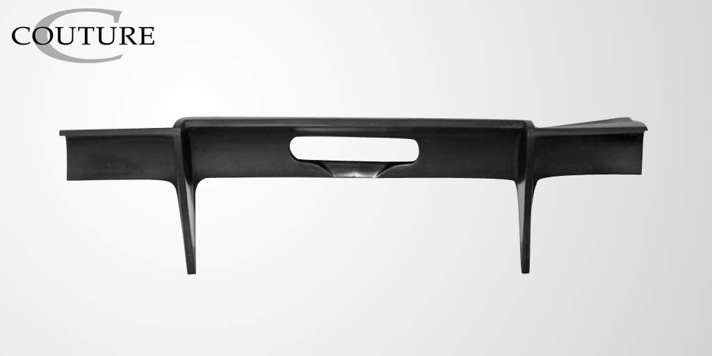 2005-2009 Ford Mustang Couture Demon Wing Trunk Lid Spoiler - 3 Piece