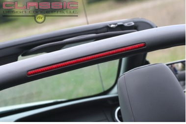 2005-2014 Mustang CDC Styling Light Bar COLOR - CARBON FIBER