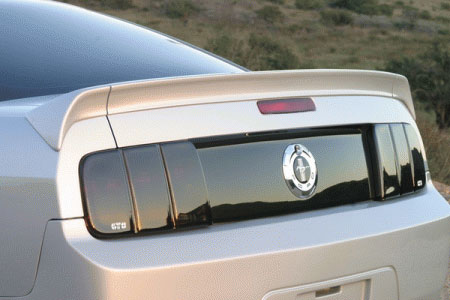 2005-2009 Mustang Xenon Wing 3pc