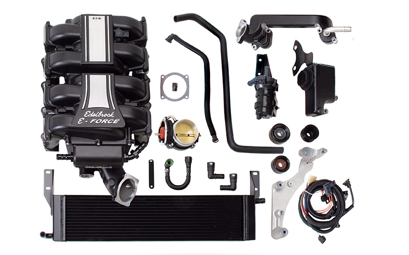 2005-09 Mustang GT Edelbrock E-Force Supercharger Kit - Competition