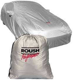 1999-2009 Mustang Roush Car Cover (Outdoor)