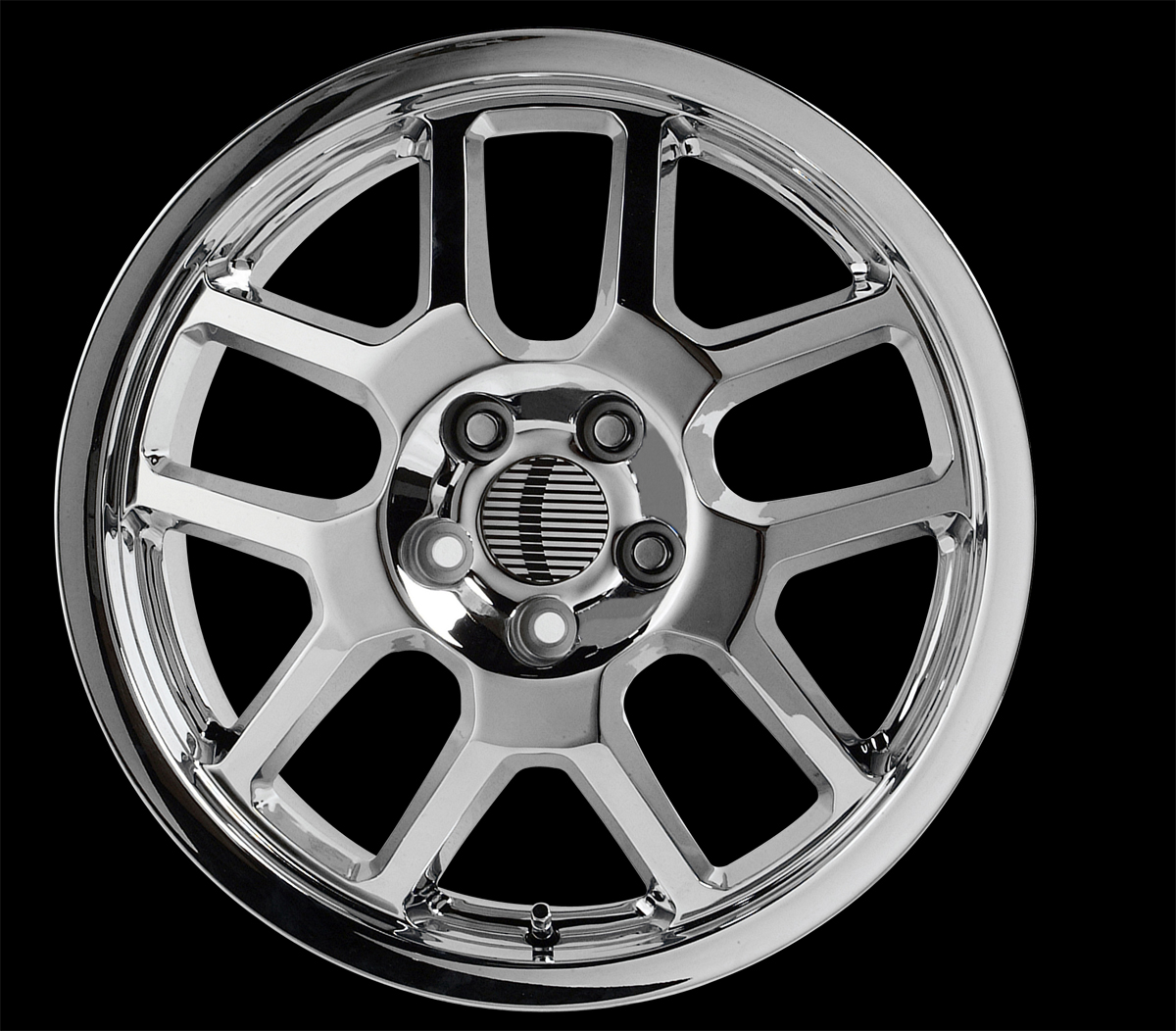 "COBRA 310 (V1146) CHROME - 5 Lug 05-13 (sizes available 17"")"