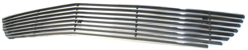 05-09 Mustang V6 - Lower Billet Grille (801117) CHROME or BLACK
