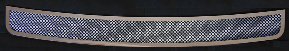 05-09 Mustang GT - Lower MESH Grille w/Stainless Steel Frame (801119FS)