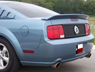 05-09 Mustang GT500 Cobra GT/V6/GT500 Spoiler (Paint Options)