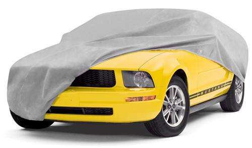 1979-2014 Mustang Basic Car Cover - UV Inhibitors