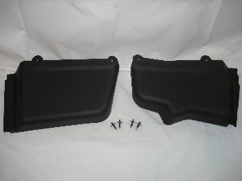 2005-2010 Mustang Battery & Master Cylinder Covers