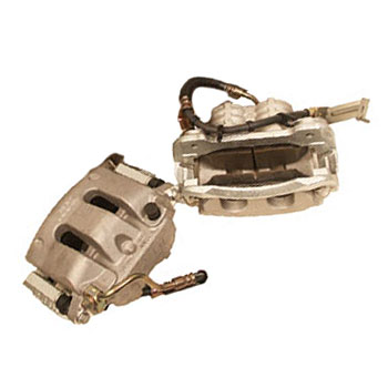 2005-2011 Mustang GT OE Front Brake Calipers R/L with Pads (Pair)