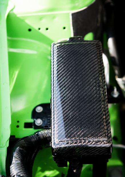 2010 2014 mustang carbon fiber lg89 fuse box cover v6 gt gt500 rh mrbodykit com