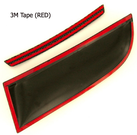 05-09 Mustang DG Lower Door Scoops 22080 (Paint Options)