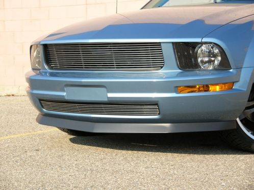 05-09 Mustang V6 Chin Spoiler by CDC
