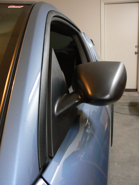 2005-2009 Mustang Agent 47 Retro Race Mirrors
