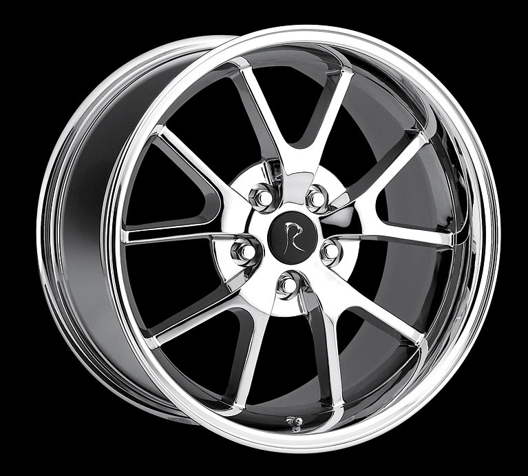 "FR500 (380) - CHROME - 5 Lug 05-17 (sizes available 18"")"