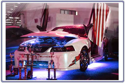 Plasma Glow 2.1 Million Color LED Underbody Kit