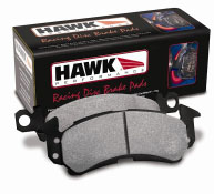 2005-2011 Mustang GT/V6/GT500 Hawk HP-Plus Rear Brake Pads