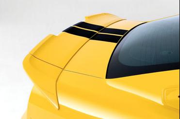 2005-2009 Mustang Roush 3PC Wing - ABS Plastic