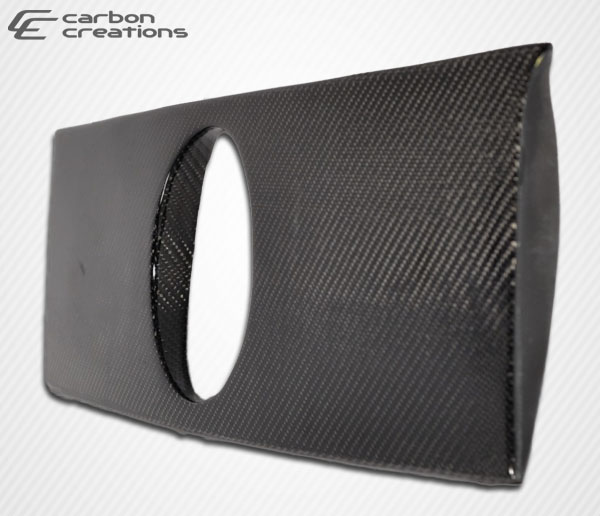 2010-2012 Ford Mustang Carbon Creations Hot Wheels Trunk Panel - 1 Piece