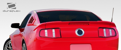 2010-2012 Ford Mustang Duraflex R-Spec Rear Wing Trunk Lid Spoiler - 3 Piece