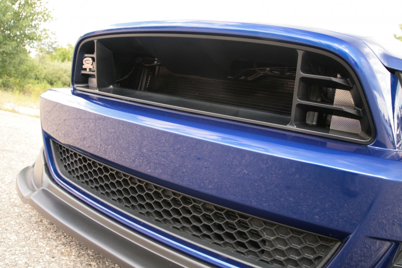 2013-14 Mustang Performance Grille by CDC
