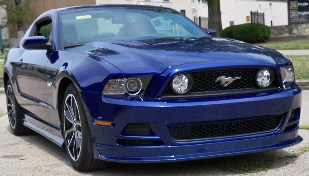 2013-14 Mustang GT/V6 Mustang Razzi 4pc - Bodykit AERO-FLEX ABS Plastic (PAINT OPTIONS)