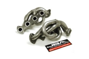 "2005-2010 Mustang 4.6L GT JBA 1-5/8"" Cat4ward Shorty Headers (Stainless Steel)"