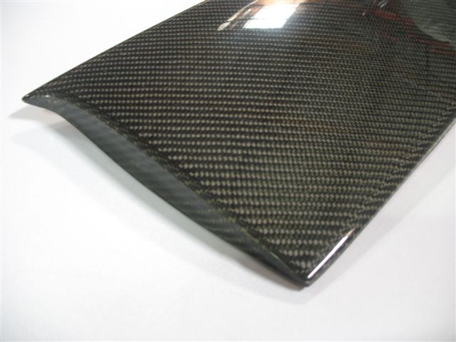 2010-2012 Mustang RK Sports Rear Trunk Filler Carbon Fiber