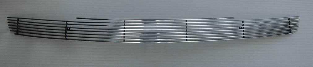 2010-12 Mustang GT Lower Billet Grille - CHROME