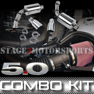 2011 Mustang 5.0L Roush Performance Package - Intake/ Exhaust Kit