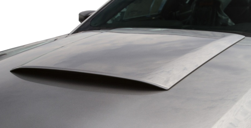 2013-14 Mustang Roush Hood Scoop Kit