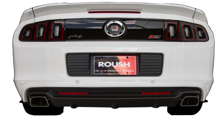 2013-2014 Mustang Roush Rear Valance