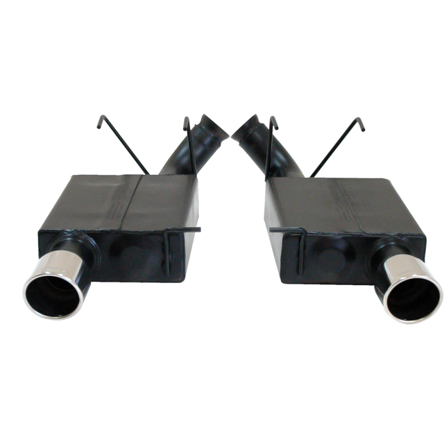 2011 Mustang GT/ GT500 Flowmaster Axle Back Exhaust System