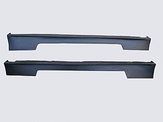 2010-2012 Mustang Street Scene - GT & V6 Side Skirts - Pair