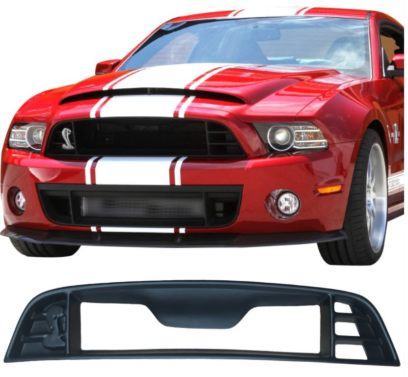 2013-14 Mustang GT500 Front Upper Grille - PP