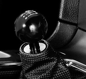 2011-14 6-Speed Shift Knob - Black